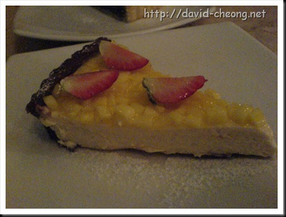 Cafe cafe, Cheese Cake