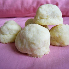 Lemon Kiss Cookies