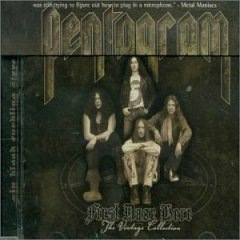 pentagram - first daze vintage