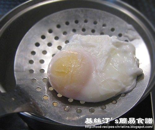 滾水蛋 Poached Egg02