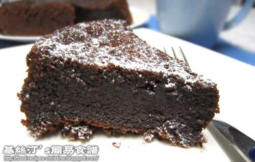 朱古力(巧克力)蛋糕 Chocolate Cake