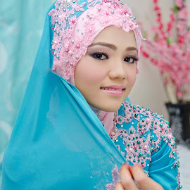 by Md Alif Md Hussin - Wedding Bride