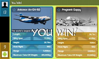 Screenshot of Mega Trumps