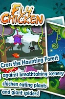 Screenshot of Fly Chicken