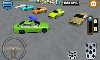 Screenshot of Parking 3D Office Car Parking