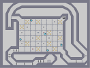 Thumbnail of the map 'What One-ways Were Made For'