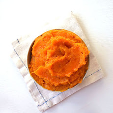 Thai-Inspired Whipped Sweet Potatoes ~ Coconut Cream, Chili & Warm Spices