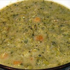 Cream of Broccoli Wokly Soup - Fat Free
