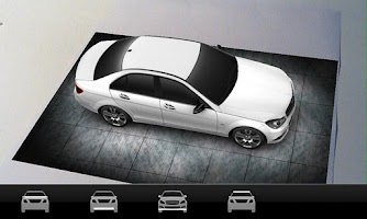 Screenshot of Mercedes-Benz C-Class