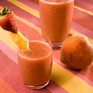 Basic Fruit Smoothie
