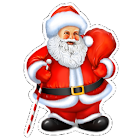 Christmas Stickers Pack 1 icon