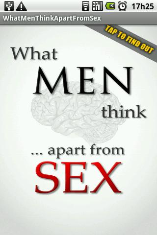 What Men Think Apart From Sex