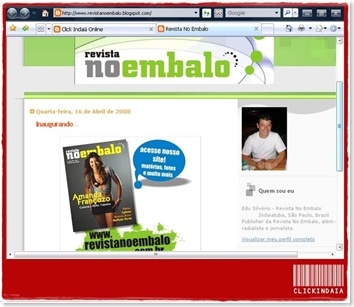 Blog do Embalo (Blog)