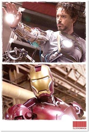 Iron Man (Blog)