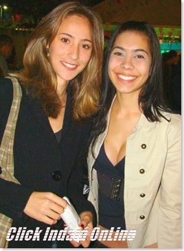 Aline e Angelita (Blog)