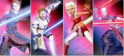 Cine - Clone Wars
