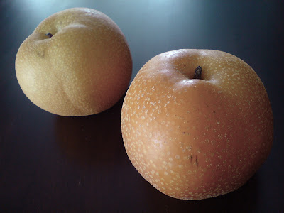 hosui pears