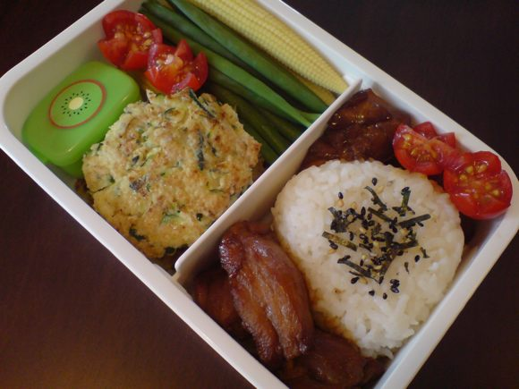 teriyaki chicken bento1