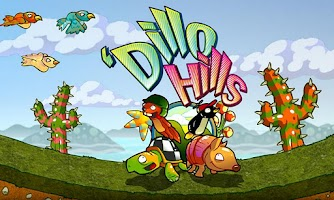 Screenshot of Dillo Hills