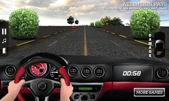 Screenshot of 3D Speed Fever