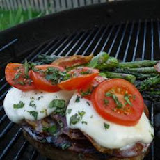 Grilled Italian Pork Chops