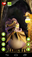 Screenshot of Talking Draco the Bat