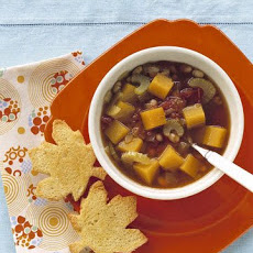 Squash and White-Bean Soup