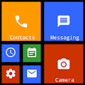 App Metro Theme Launcher - WP Look apk for kindle fire