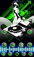 Screenshot of DJ STYLE GO Launcher EX
