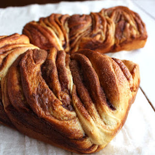 Cinnamon Russian Braid