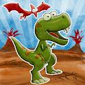 Dinosaur Genius Test icon