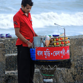 by Arindam Das - People Street & Candids