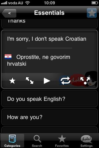 Lingopal克羅地亞