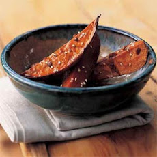 Soy-Glazed Sweet Potatoes