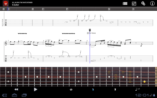 Скачать Guitar Pro 1 5 8 для Android - Trashbox ru
