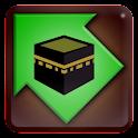 Simple Qibla icon
