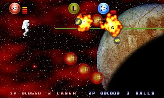 Screenshot of SPACE HUSTLE