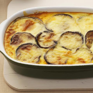Moussaka - Classic Greek Moussaka with Eggplant