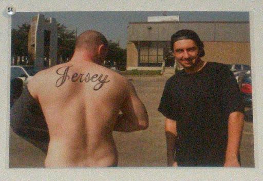 jersey tattoos