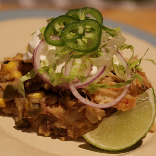 Slow Cooker Tex-Mex Lasagna
