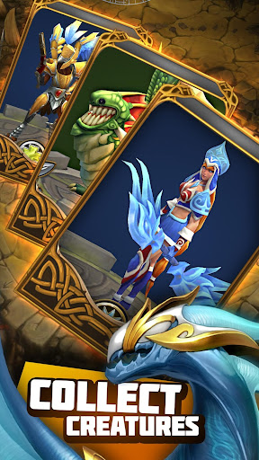 Etherlords: Heroes and Dragons - screenshot