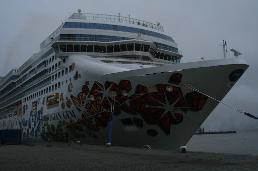 NCL - Norwegian Gem