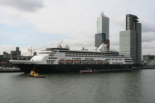 Holland America Line - De Maasdam
