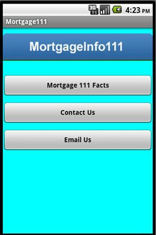 Mortgageinfo111