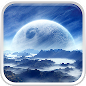 Alien Worlds Live Wallpaper APK for iPhone