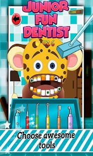 Junior Fun Dentist - screenshot