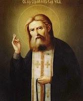Screenshot of Преподобный Серафим Саровский