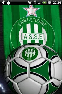 Football - Saint-Etienne - screenshot