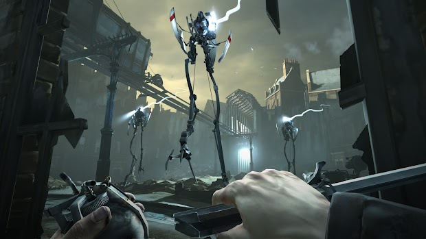 Dishonored: Game Of The Year Edition arrives today