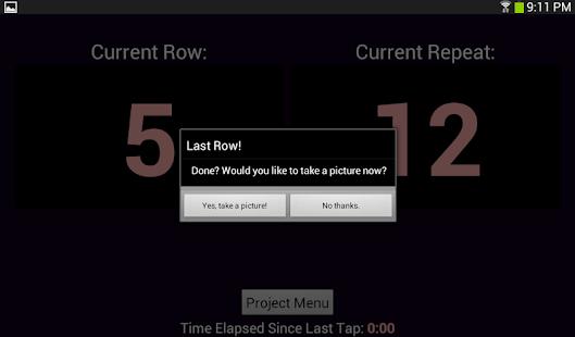 Knitting Row Counter App Android : App kim s knitting counter apk for windows phone android